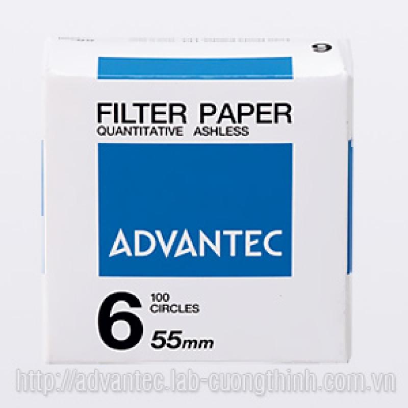 Quantitative Filters Papers No.6