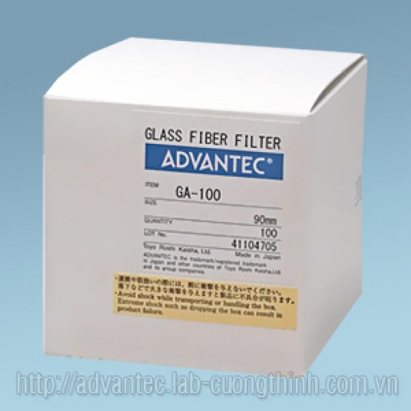 Glass Fiber Filter GA-100