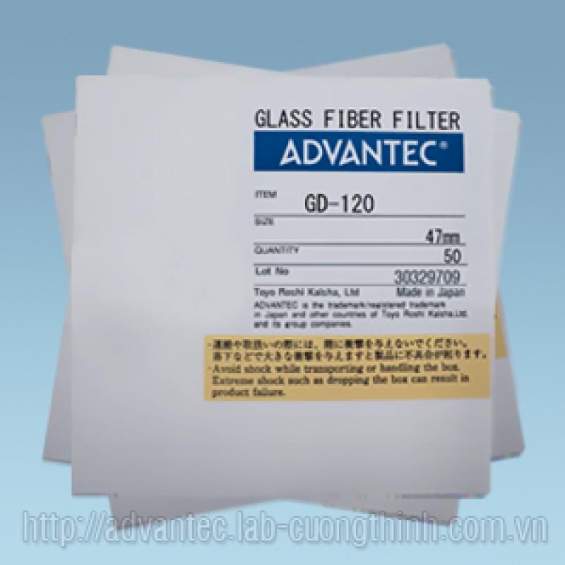 Giấy lọc sợi thủy tinh GD-120