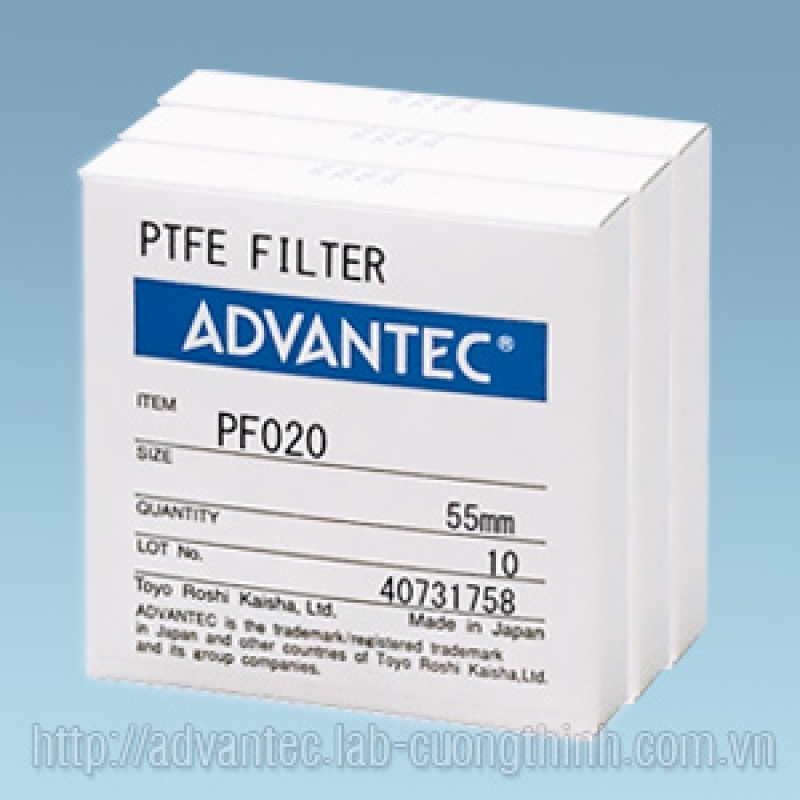 PTFE Filters PF-020